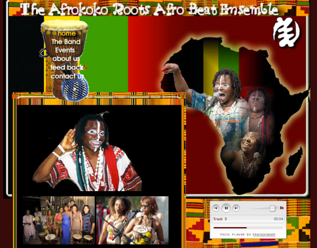 Afrokoko Roots in China: the real and only Sino-African ensemble!