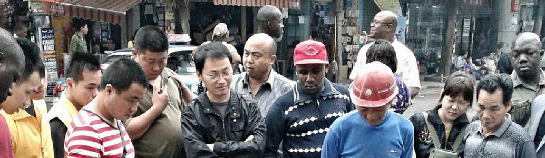 AfricansInChina.Net